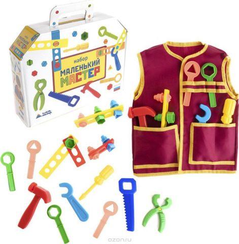 Пластмастер Игровой набор Маленький мастер