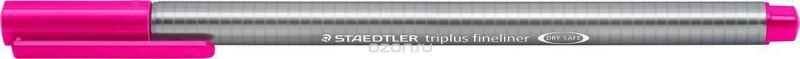 Staedtler Ручка капиллярная Triplus 334 0,3 мм цвет чернил малиновый