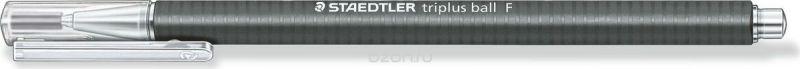 Staedtler Ручка шариковая Triplus Ball 0,3 мм цвет чернил черный