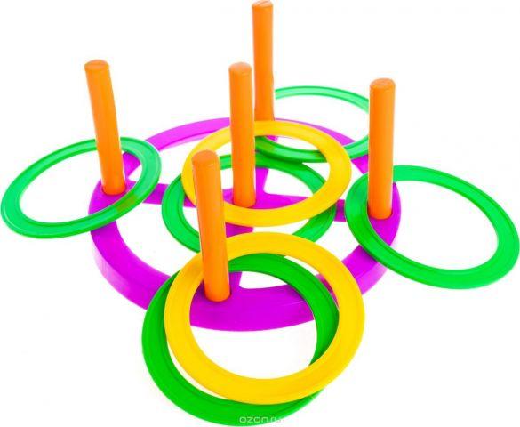 Пластмастер Игровой набор Ловкий малыш игра 2 в 1