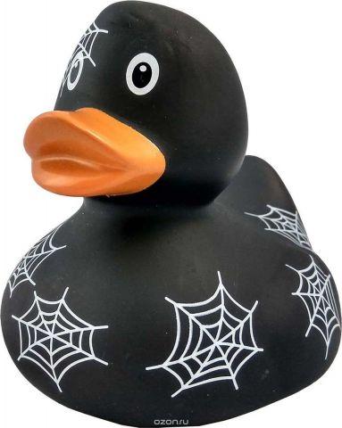 Funny Ducks Игрушка для ванной Уточка с паутинками