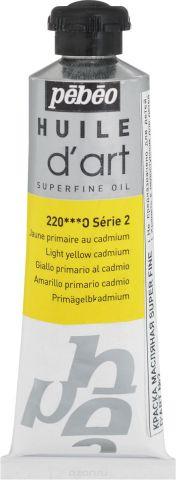 Pebeo Краска масляная Super Fine D'Art №2 цвет 014220 кадмий желтый светлый 37 мл