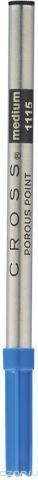 Cross Стержень капиллярный для роллеров Selectip средний 0,7 мм цвет чернил синий