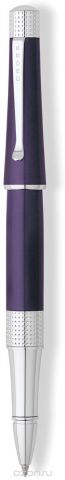 Cross Ручка-роллер Selectip Beverly черная цвет корпуса фиолетовый