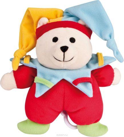 Canpol Babies Мягкая игрушка Мишка Клоун