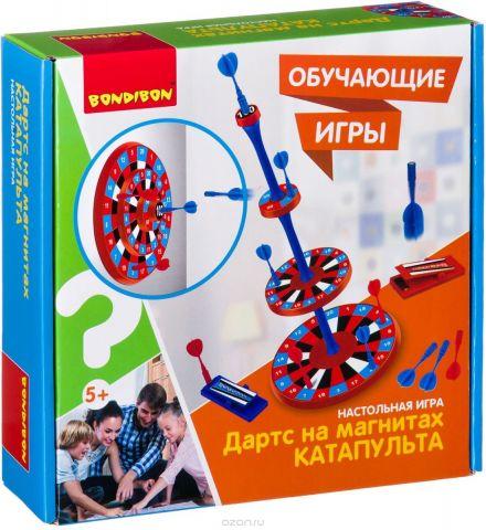 Bondibon Настольная игра Катапульта