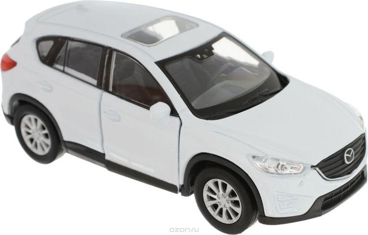 Welly Модель автомобиля Mazda CX-5 цвет белый
