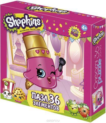 Shopkins Пазл для малышей Lippy Lips