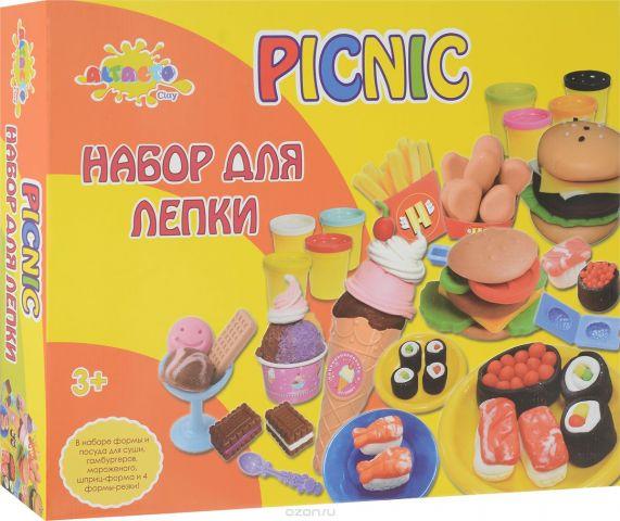 Altacto Clay Набор для лепки Праздничный пикник