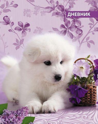 Апплика Дневник школьный Пушистый щенок С4072-14