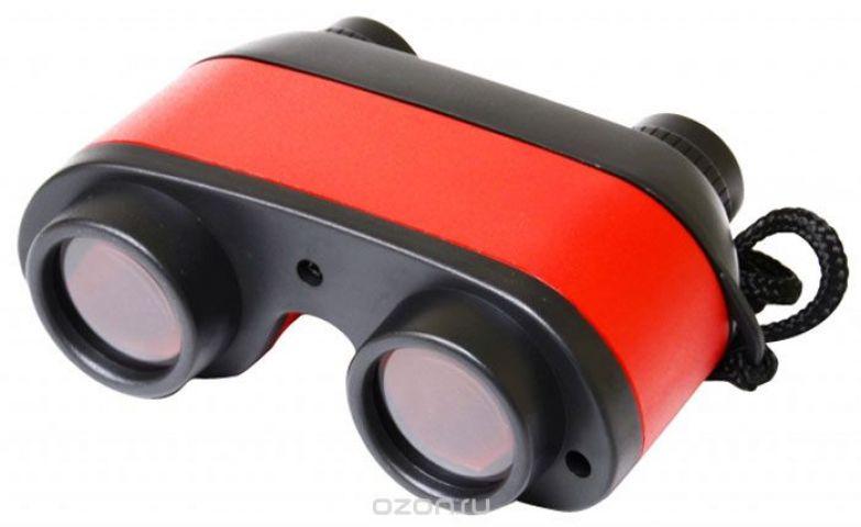Edu-Toys Бинокль цвет красный BN328