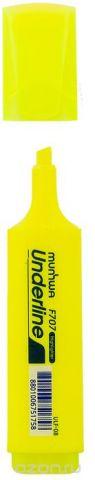 MunHwa Текстовыделитель UnderLine цвет желтый