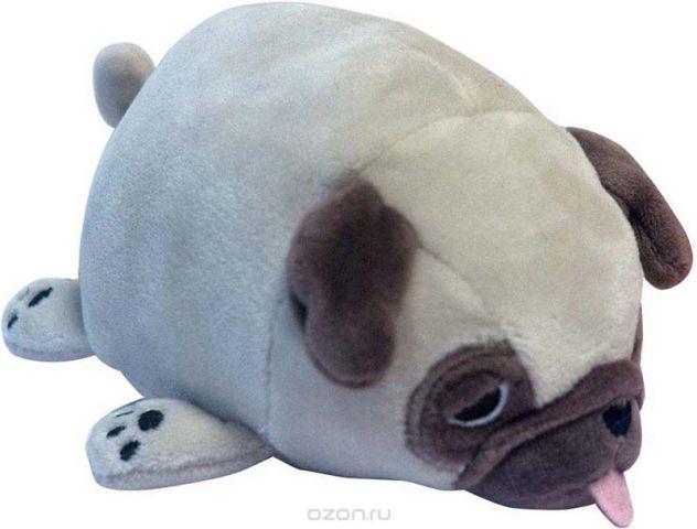 Teddy Мягкая игрушка Мопс 13 см