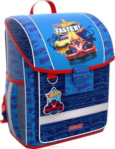 Mattel Ранец школьный ErgoLine Hot Wheels Faster 44727