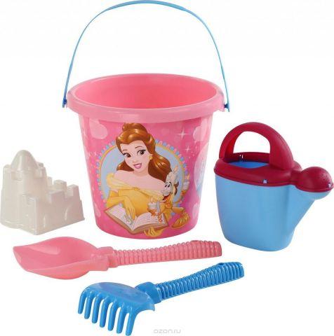 Disney Набор игрушек для песочницы Принцесса №13 5 предметов