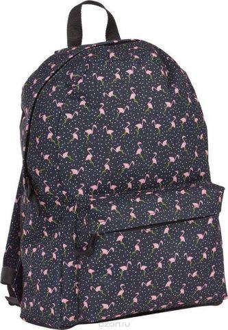 №1 School Рюкзак молодежный Фламинго