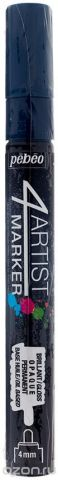 Pebeo Маркер художественный 4Artist Marker цвет темно-синий 80111