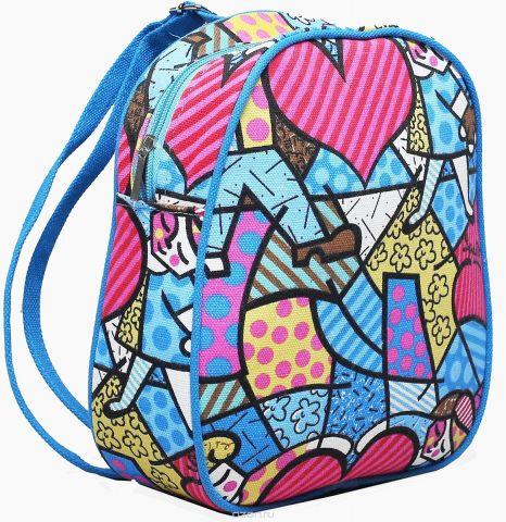 Рюкзак детский Абстракция цвет разноцветный 1865944