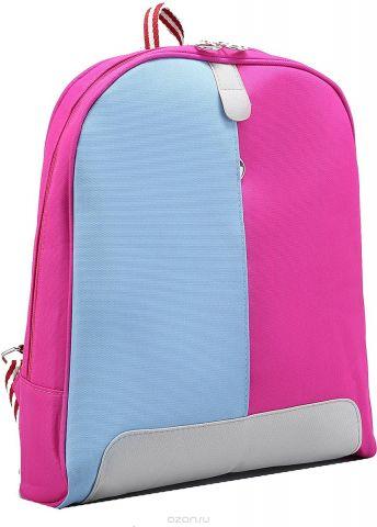 Рюкзак детский Пижон цвет розовый голубой 2798278