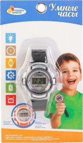 Играем вместе Умные часы электронные B1654563-R2