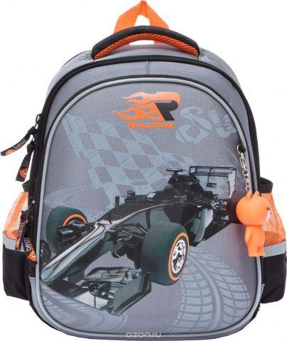Orange Bear Рюкзак детский Sportcar цвет черный
