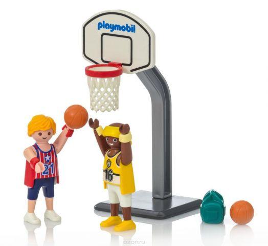 Playmobil Игровой набор Яйцо Баскетбол один на один
