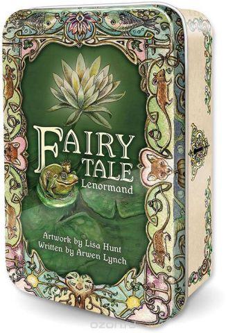 Карты Таро U.S. Games Systems Сказочная Ленорман - Fairy Tale Lenormand