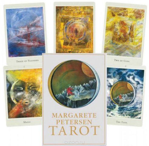 Карты Таро AGMuller Tarot Margarete Petersen