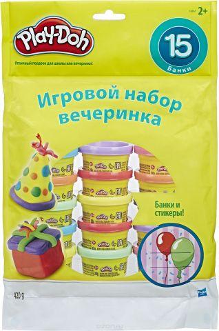 Play-Doh Набор для лепки Вечеринка