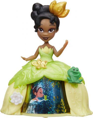 Мини-кукла в платье с волшебной юбкой Disney Princess B8963