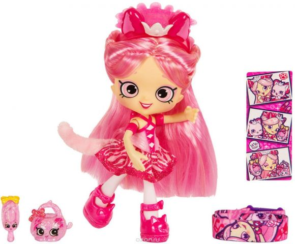 "Кукла Shopkins ""Пируэтта"""