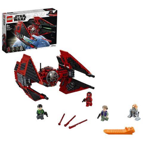 LEGO Star Wars 75240 Конструктор ЛЕГО Звездные Войны Истребитель СИД Майора Вонрега