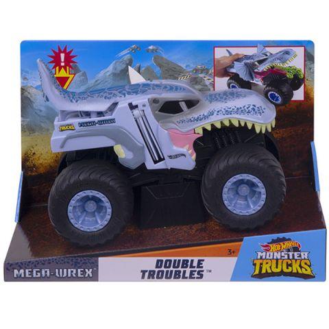 Mattel Hot Wheels GCG08 Хот Вилс Монстр трак Трансформеры MEGA WREX