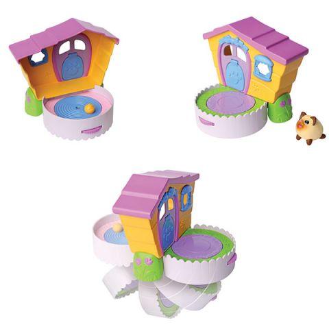 Chubby Puppies 56730-h Упитанные собачки Игровой набор мини-котенка