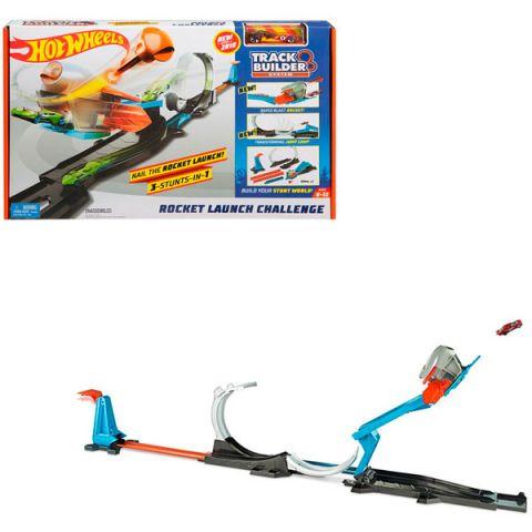 """Mattel Hot Wheels FLK60 Хот Вилс Конструктор трасс """"Запуск ракеты"""""""