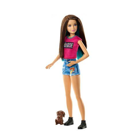 Mattel Barbie DMB27 Барби Сестра Barbie с питомцем