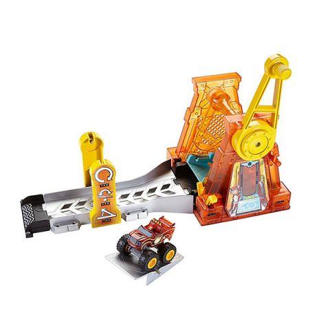 """Mattel Blaze DTK34 Игровой набор """"Гиперпетля"""""""