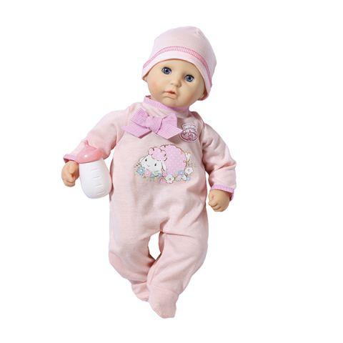 Zapf Creation my first Baby Annabell 794-463 Бэби Аннабель Кукла с бутылочкой, 36 см