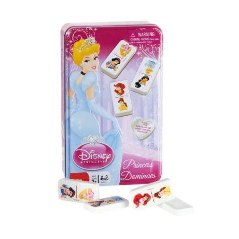 Spin Master 6033089 Настольная игра Домино Disney Принцессы
