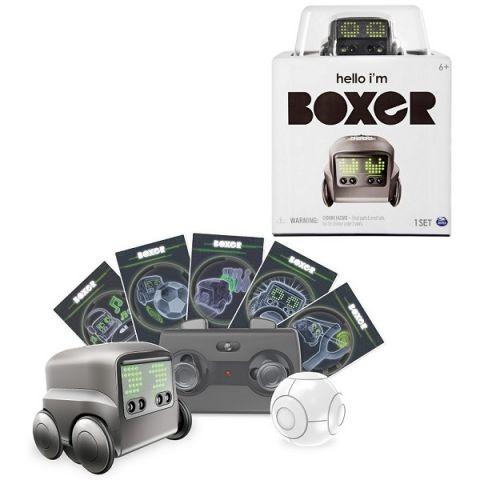 Boxer 75100-B4 интерактивный робот (черный)