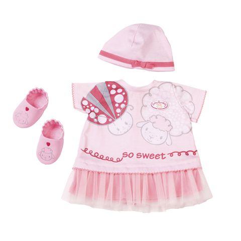 Zapf Creation Baby Annabell 700-198 Бэби Аннабель Одежда для теплых деньков