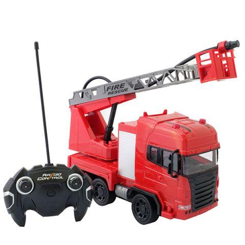 HK Industries 666-191A Пожарная машина с водой, р/у