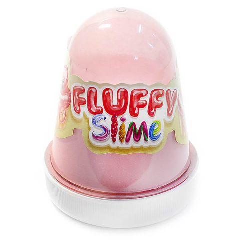 """KiKi FL011 """"Monster's Slime Fluffy"""" Розовый (Клубника)"""