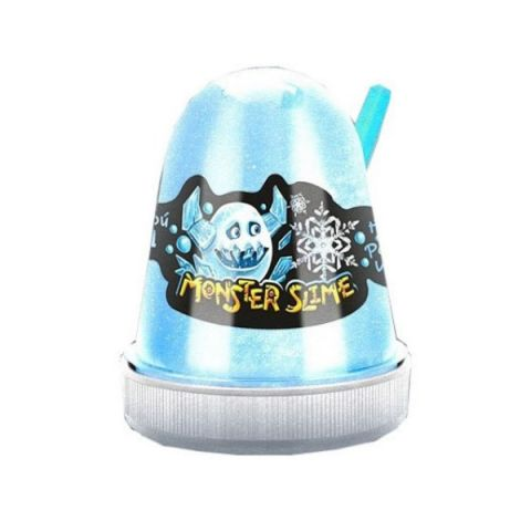 "KiKi SL014 ""Monster's Slime Fluffy"" Цветной Лед 130 гр."
