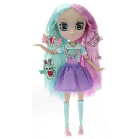 Shibajuku Girls HUN8526 Кукла Шидзуки 4, 33 см