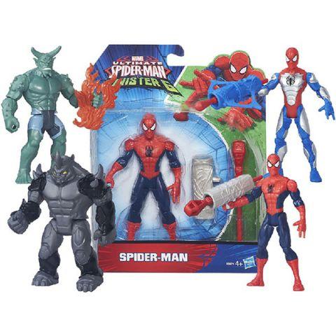 Hasbro Spider-Man B5758 Фигурки Марвел c орудием сражения 15 см в ассотименте
