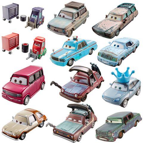 Mattel Cars W1938 Базовые машинки (в ассортименте)