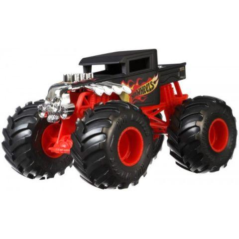 Mattel Hot Wheels GCX15 Хот Вилс Монстр трак 1:24 BONE SHAKER