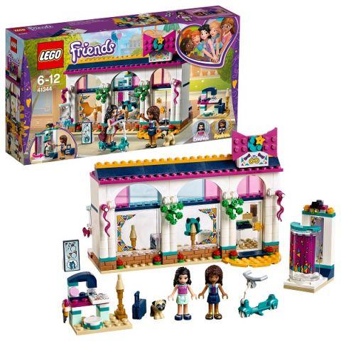 LEGO Friends 41344 Конструктор ЛЕГО Подружки Магазин аксессуаров Андреа