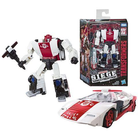 Hasbro Transformers E3432/E4496 Трансформеры ДЕЛЮКС Ред Алерт